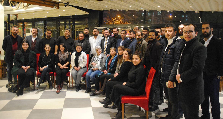 Diyarbakır Girişimci Ağı 5. Toplantısını gerçekleştirdi