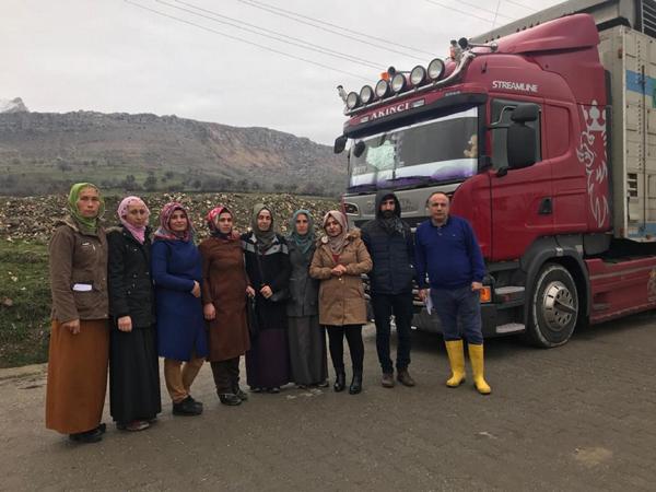 Lice'de 7 genç çiftçiye destek