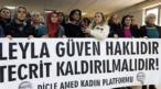 Video Haber: Kadınlardan Adalet Bağanlığı'na açlık grevi çağrısı; Mevzuatları yerine getirin