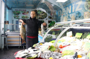 Balık, kebabın tahtını sallıyor