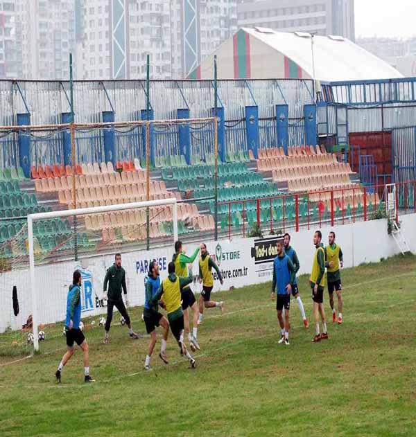 Diyarbekirspor'da hazırlıklar devam ediyor