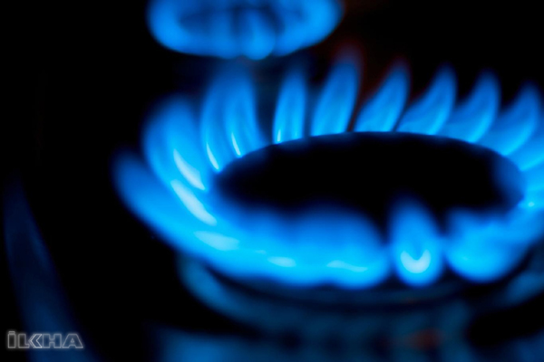 Doğal gaz kullanımında rekor kırıldı