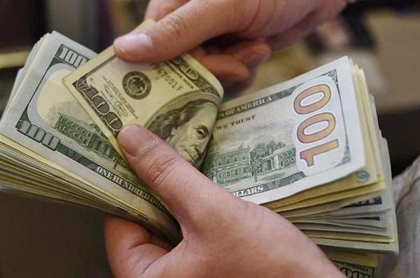Dolar/TL'de yükseliş