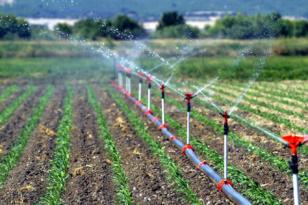 DSİ: Hedef; sulanan alanların 6,64 milyona çıkarılması