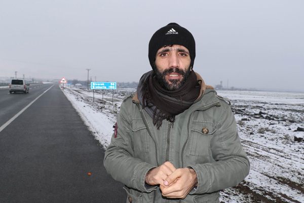 Cumhurbaşkanı ile görüşmek için Diyarbakır'dan Ankara'ya yürüyor