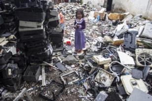 Yılda 50 milyon ton elektronik atık çöpe gidiyor