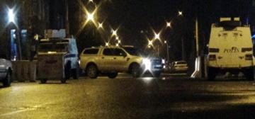 EYP'li saldırı: 5 kişi gözaltına alındı