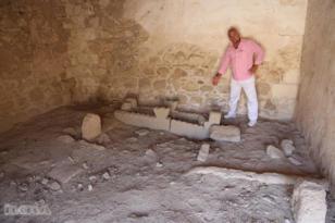 Video Haber: Eyyubi Sultanı Süleyman Han'a ait mezar ve sanduka bulundu