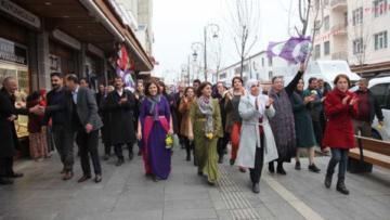 HDP Sur ve Yenişehir adayları tanıtıldı