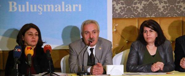 HDP'li adaylardan Kent Sözleşmesi sunumu