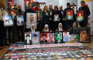 Kayıplar için video paylaşımlı eylem