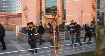 Gözaltındaki 25 kadının ifade işlemlerine başlandı