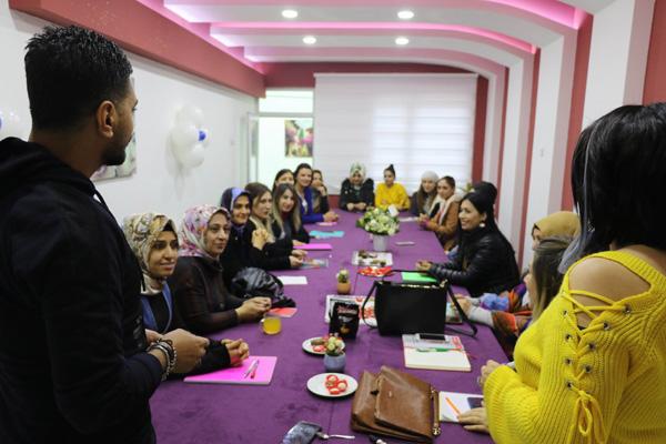 Diyarbakırlı kadınlara yeni iş imkanı