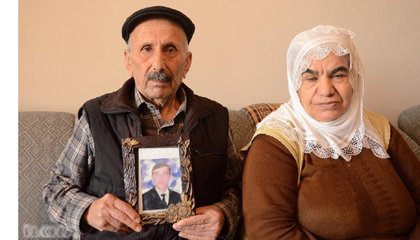 Video Haber: 20 yıldır kayıp oğlunu arıyor