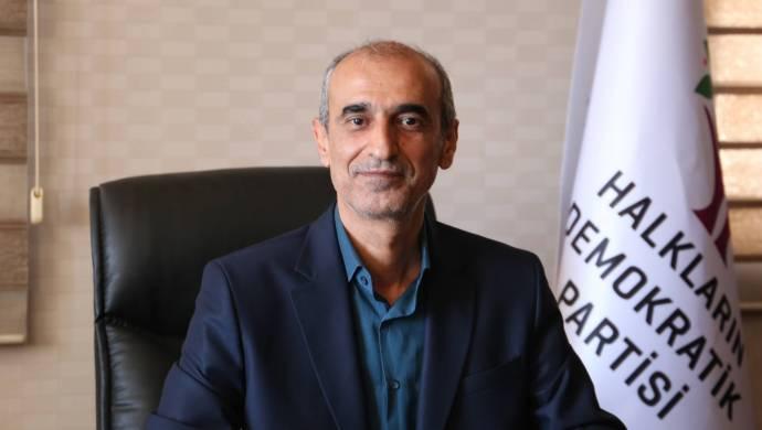 HDP İl Eşbaşkanı Şerif Çamçı tahliye edildi