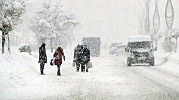 Meteorolojiden kar, don ve buzlanma uyarısı