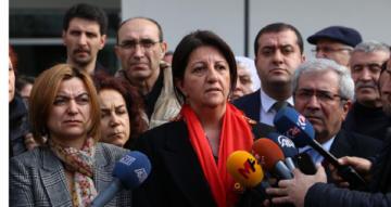 HDP Eş Genel Başkanları: Saldırıyı kınıyoruz