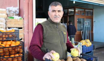 Antalya'daki fırtına Diyarbakır'ı da vurdu