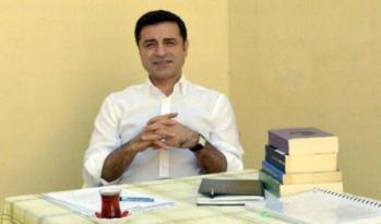 Demirtaş: Devlet aklı HDP'li hükümeti tartışmalı