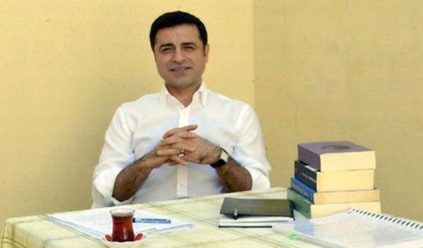 AİHM Türkiye'nin Demirtaş başvurusunu kabul etti