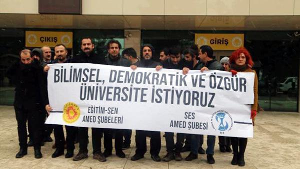 """""""Dicle Üniversitesindeki personel açığı kapatılmalı"""""""