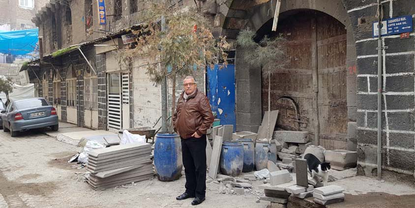 Bulgar Devrimcilerin Diyarbakır yılları