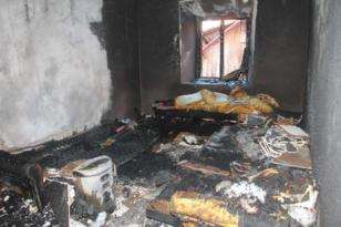 Elektrikli sobadan yangın çıktı, 17 yaşındaki genç öldü