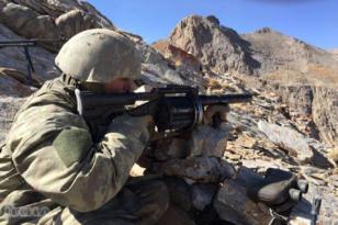 Sınırda çatışma: 2 asker hayatını kaybetti