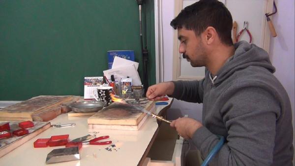 Telkari ustaları teknolojiye direniyor