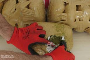 Geçen yıl 20 tonun üzerinde uyuşturucu madde ele geçirildi