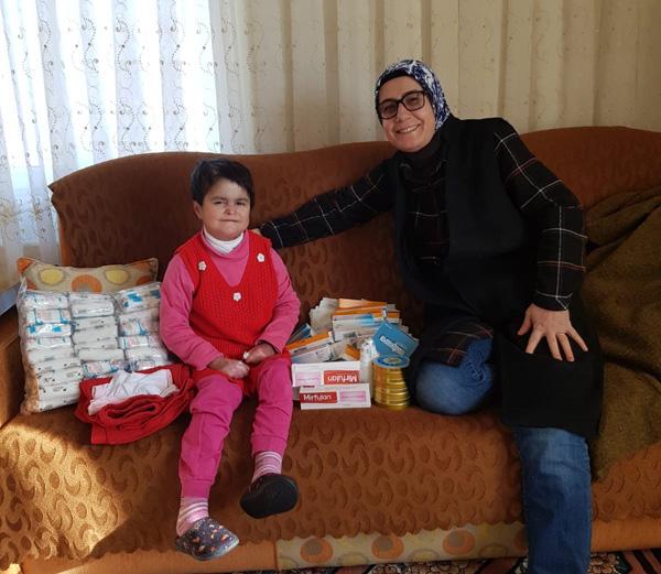 Diyarbakır'dan Van'a yardım eli