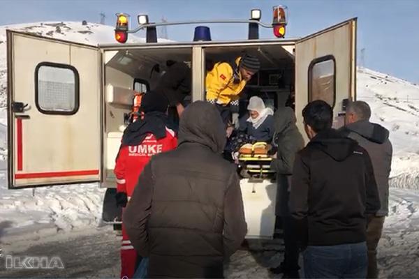 Midyat'ta feci kaza: 3 ölü 14 yaralı
