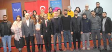 Mardin'de Yeni Nesil Gazetecilik eğitimleri sürüyor