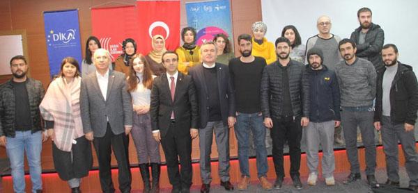 """Mardin'de """"Yeni Nesil Gazetecilik ve İstihdam Programı"""" sona erdi"""