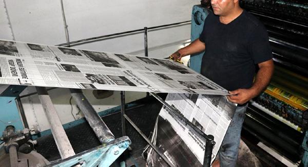 Yerel gazeteler pazar günleri çıkmayacak