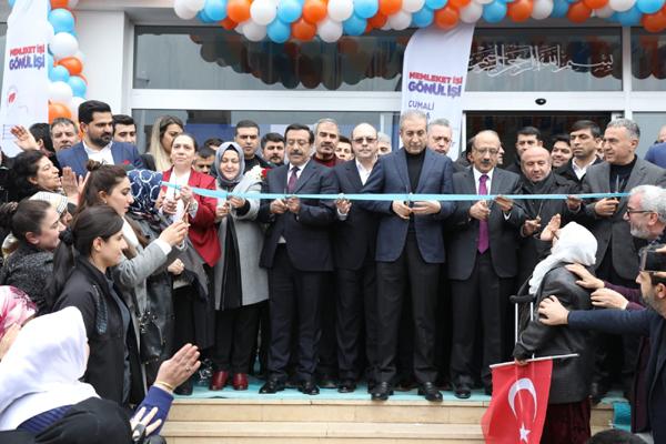 """""""Diyarbakır'ın hizmete ihtiyacı var"""""""