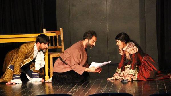 Amed Şehir Tiyatrosu Şubat programı açıklandı