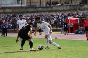 Amedspor, Burak ile kazandı: 2-1