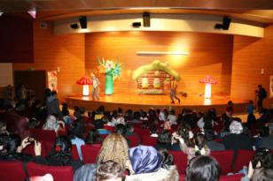 DÜ'de '3. Çocuk Şenliği' düzenlendi