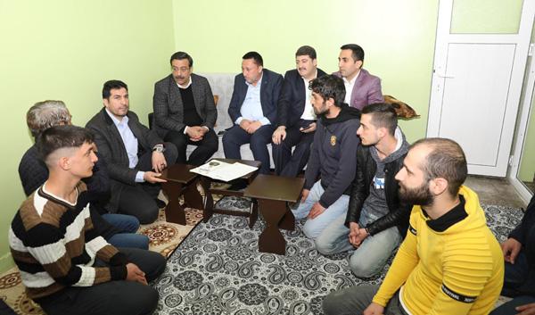 """""""Diyarbakır'ımızda Kentsel Dönüşümü yapacağız"""""""