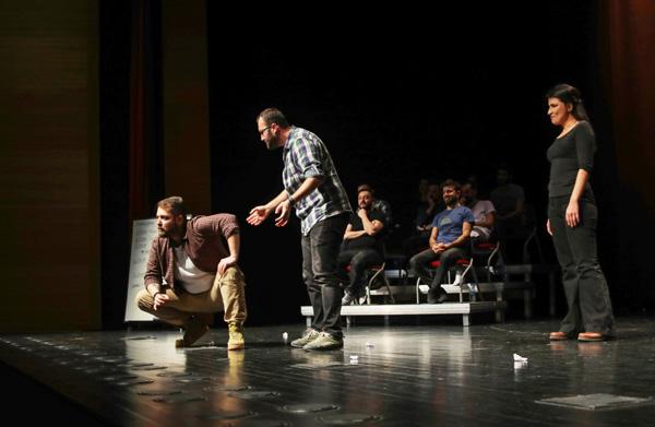 1.Uluslararası Doğaçlama Tiyatro Festivali sona erdi