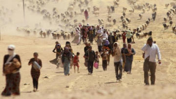IŞİD bağlantılı kişilere Şengal'de kamp kurulması tepki çekti
