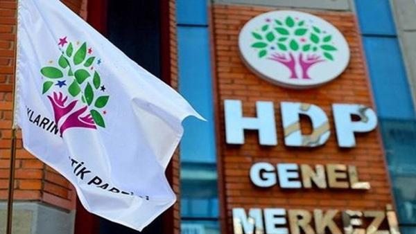 HDP'den saldırıya kınama!