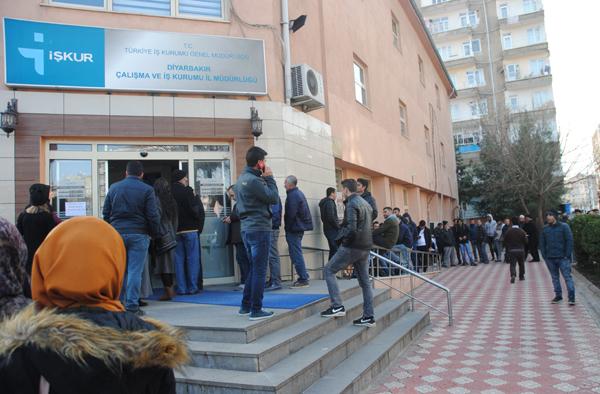 Türkiye'de kayıtlı işsiz sayısı Haziran'da 4 milyonu geçti