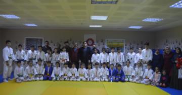 Diyarbakır'da judo müsabakaları tamamlandı