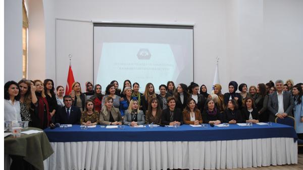 DTSO'dan Türkiye'de bir ilk: Kadın Meclisi