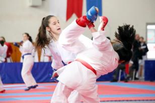 Karate şampiyonasında Diyarbakır rüzgarı