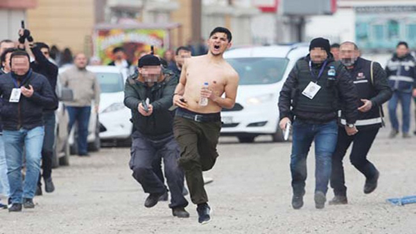 Ulusal Kriminal raporu: Kurkut hedef alınarak vuruldu