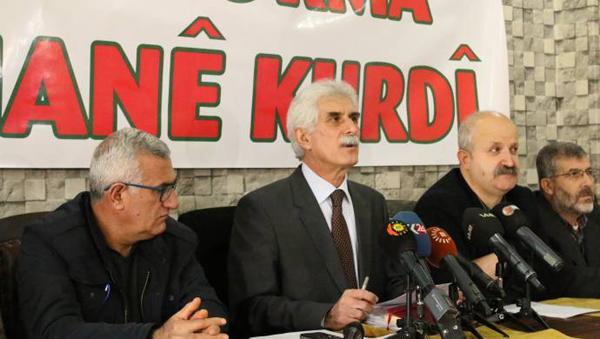 """Video Haber: """"Hedefimiz Kürtçenin resmi dil olması"""""""