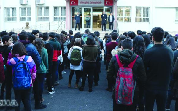 Video Haber: Öğrenciler ders başı yaptı